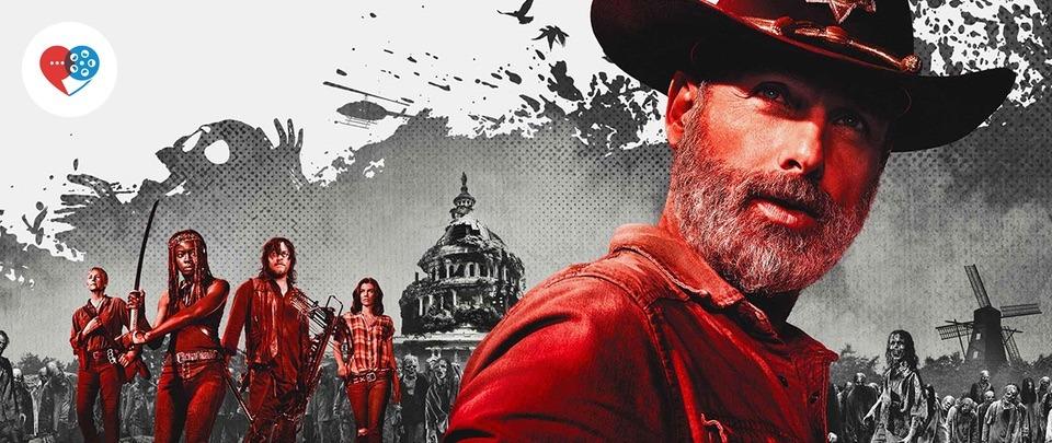 The Walking Dead, Season 9 (Binge Watch #70)