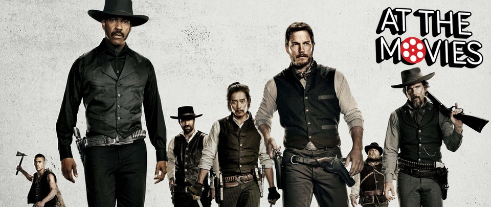 The Magnificent Seven (At the Movies #76)