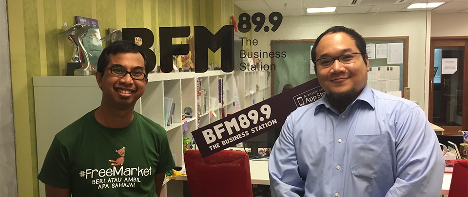 BFM: The Business Station - Podcast : When Dating Is Halal