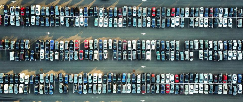 20 Vehicles Were Stolen Everyday In 2020