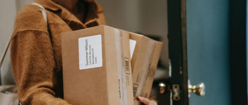 Regulating Parcel Delivery Services