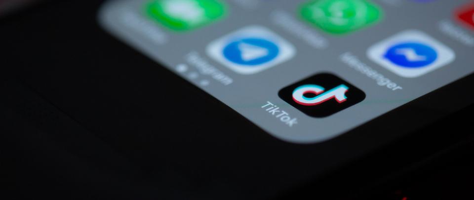 TikTok Sued Over Children's Personal Data