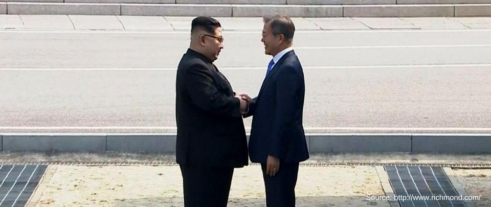 The Peak of Korea Summit