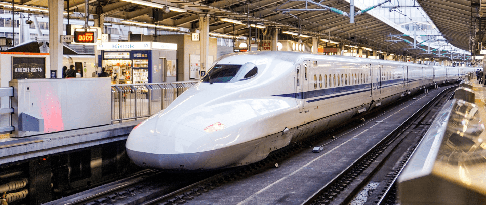 Japan's Bullet Trains Facing Losses