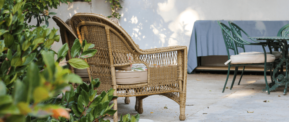 Rattan Furniture, Back In Trend?
