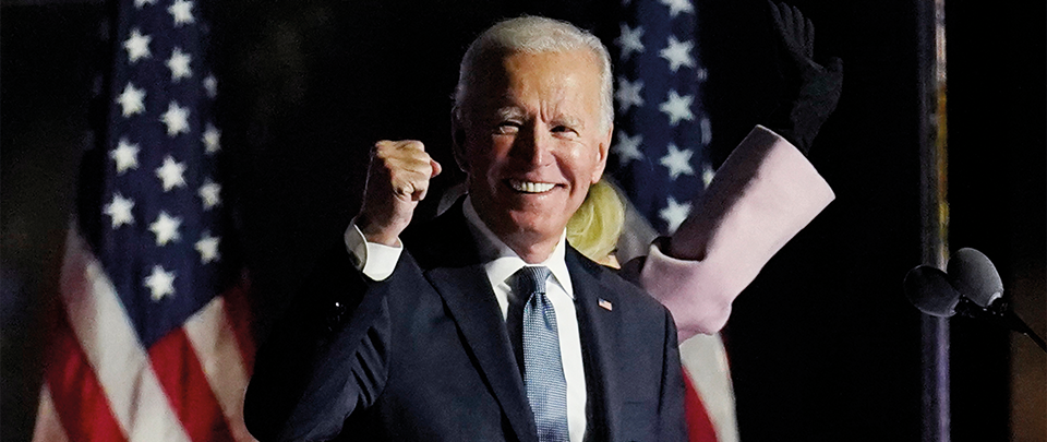 Joe Biden The 46th US President