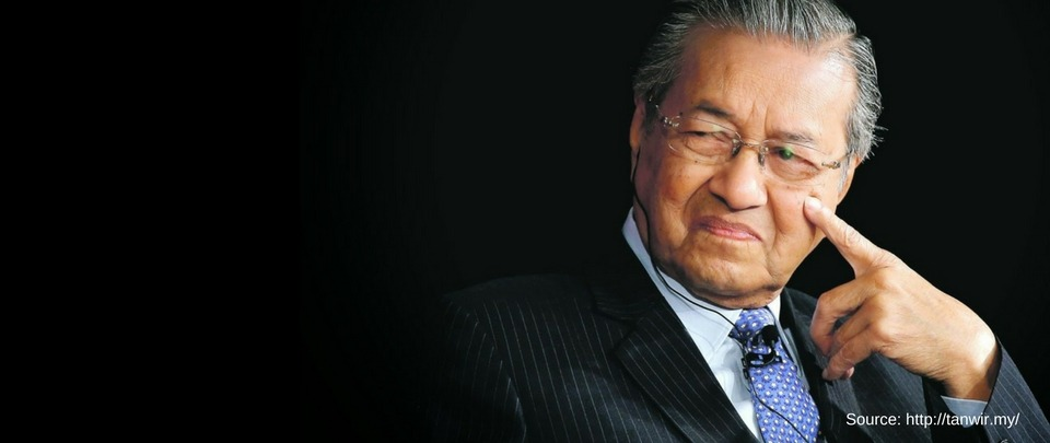 No Picture (of Mahathir) Please!