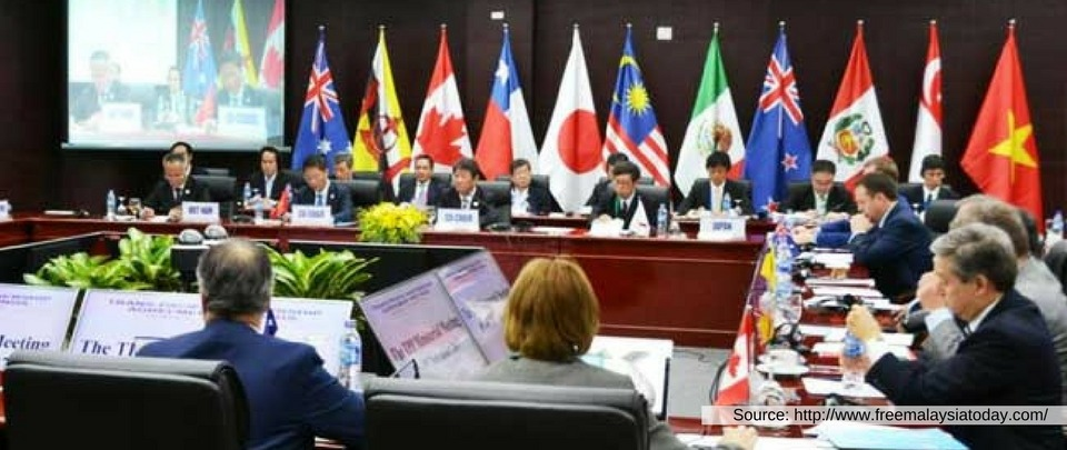 The Trans-Pacific Partnership is Happening