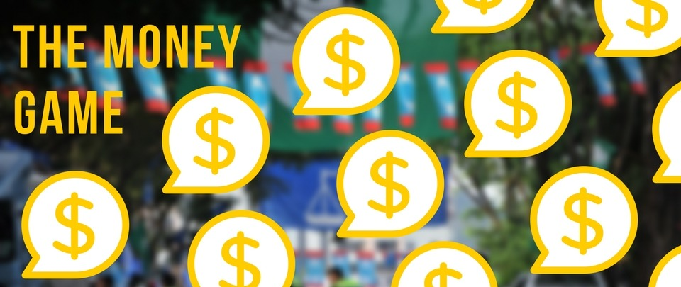 In Elections, Money Talks