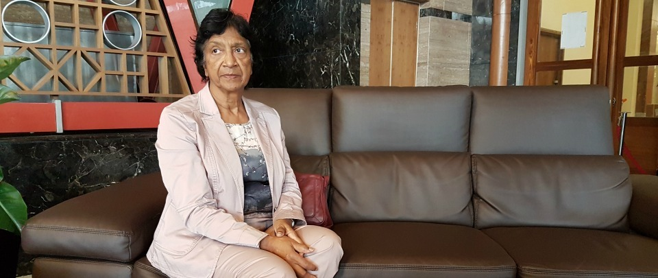 Navi Pillay: Former UN High Commissioner for Human Rights