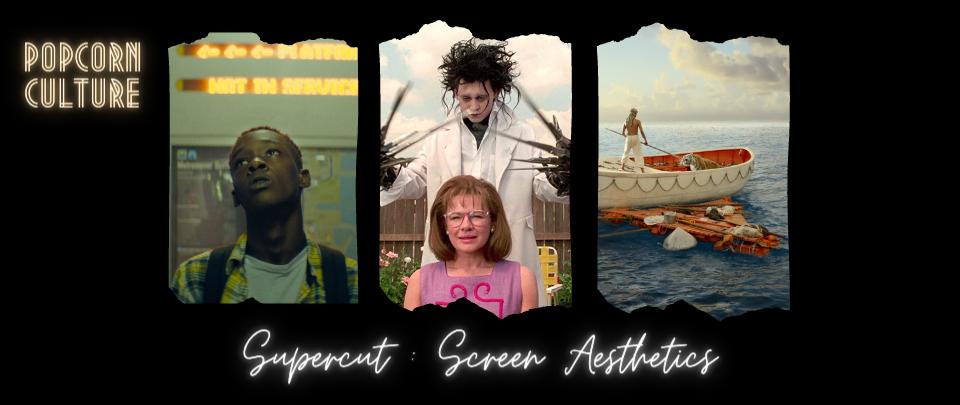Popcorn Culture - Supercut: Screen Aesthetics