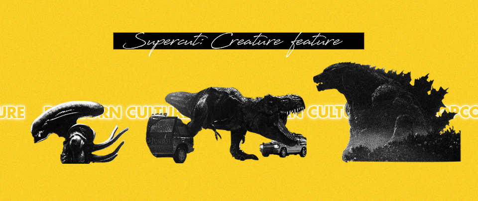 Popcorn Culture - Supercut: Creature Feature