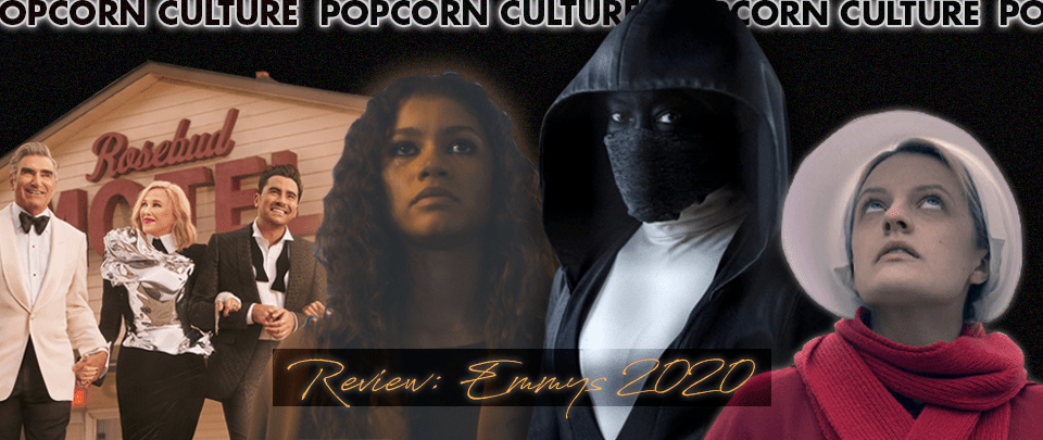 Popcorn Culture - Review: Emmys 2020
