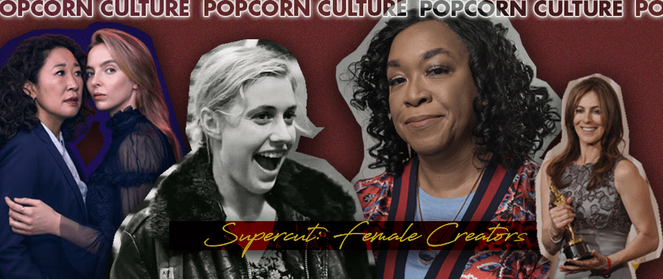 Popcorn Culture - Supercut: Female Creators