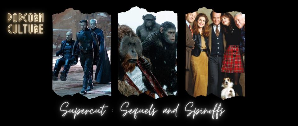Popcorn Culture - Supercut: Sequels and Spinoffs
