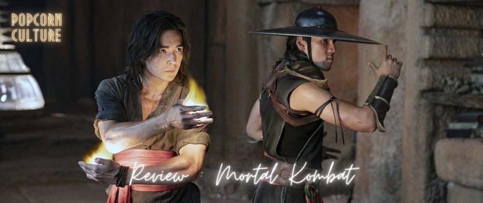 Popcorn Culture - Review: Mortal Kombat