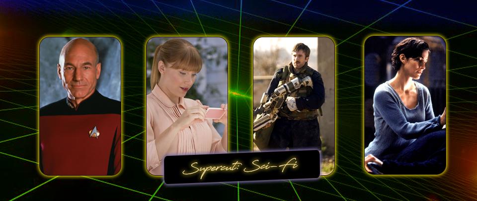 Popcorn Culture - Supercut: Sci-Fi