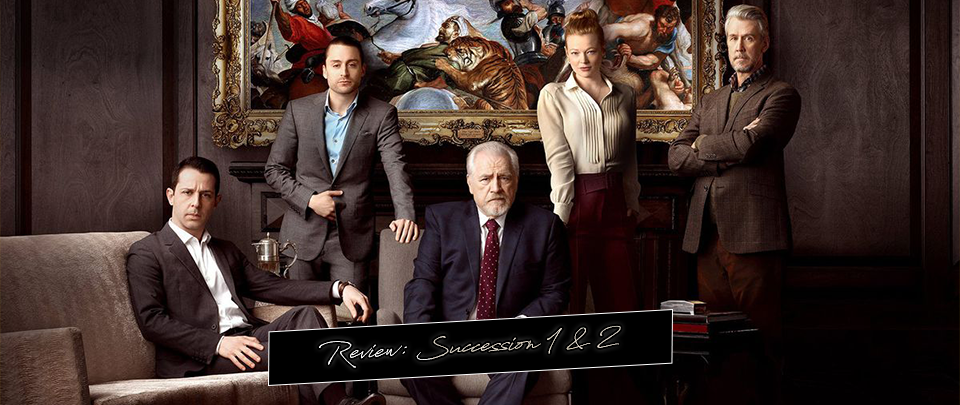Popcorn Culture - Review (Stuff We Missed): Succession S1 & S2