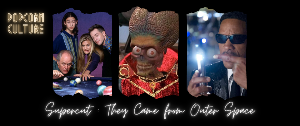 Popcorn Culture - Supercut: They Came from Outer Space