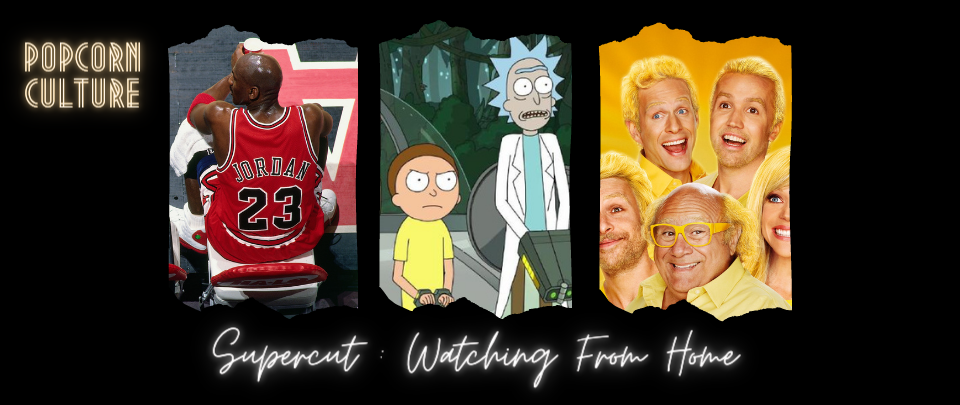 Popcorn Culture - Supercut: Watching From Home