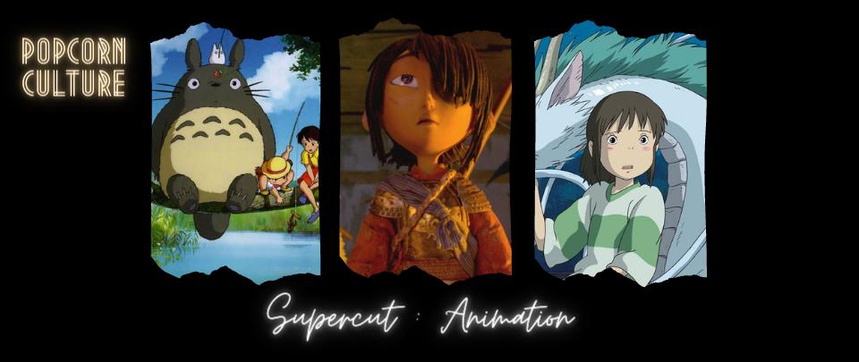 Popcorn Culture - Supercut: Animation