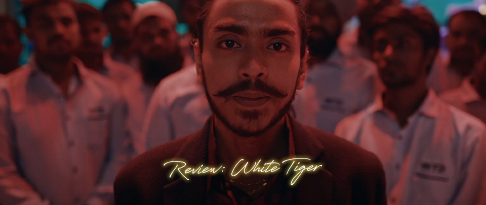 Popcorn Culture - Review: The White Tiger