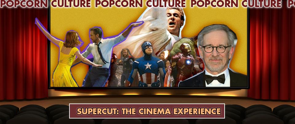 Popcorn Culture - Supercut: The Cinema Experience