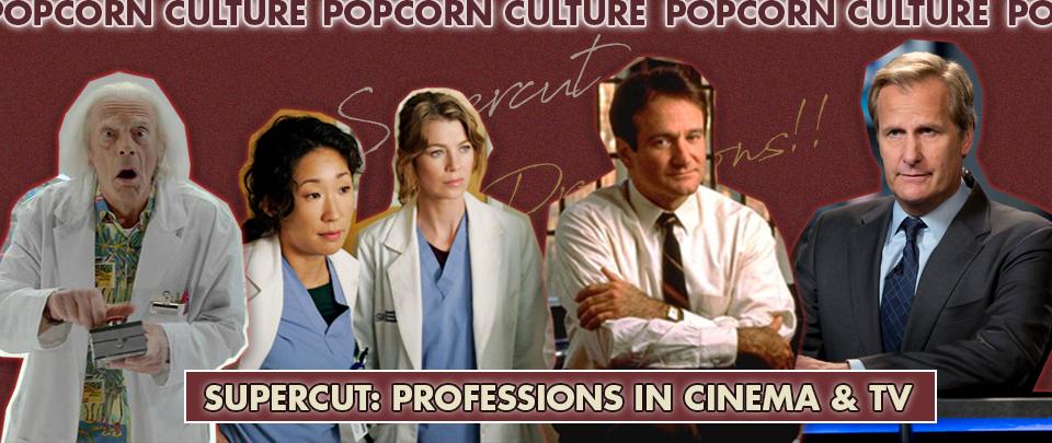 Popcorn Culture - Supercut: Professions In Cinema & TV