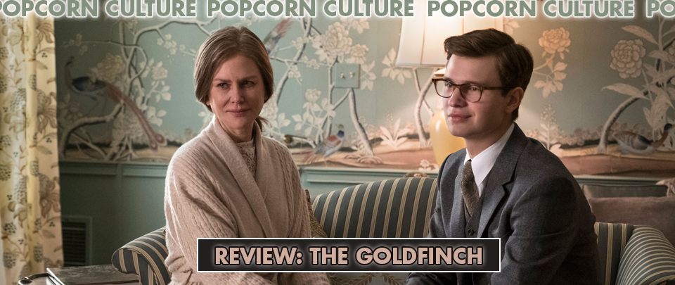 Popcorn Culture - Review: The Goldfinch