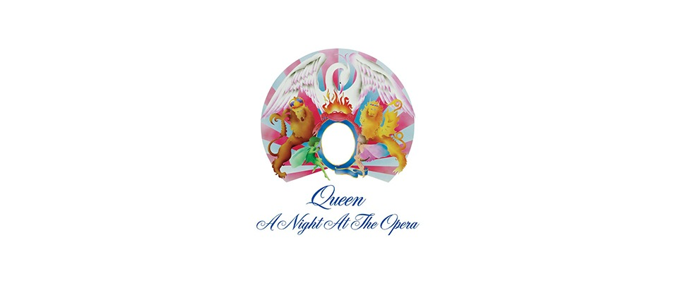 A Night at the Opera by Queen (Untitled #19)