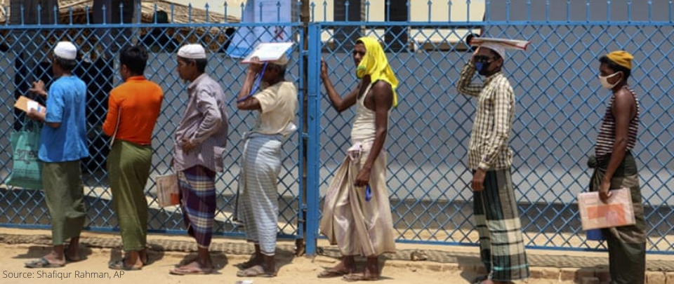 Covid-19 Detected in World's Largest Refugee Camp