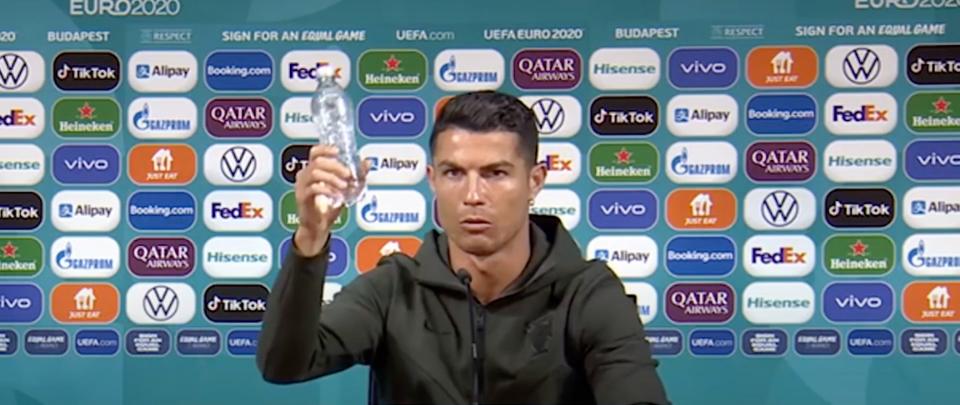 Ronaldo's