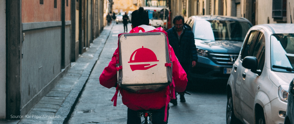 Will Cooperatives Help Delivery Riders?