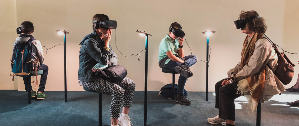The Metaverse: Migrating To A Virtual World