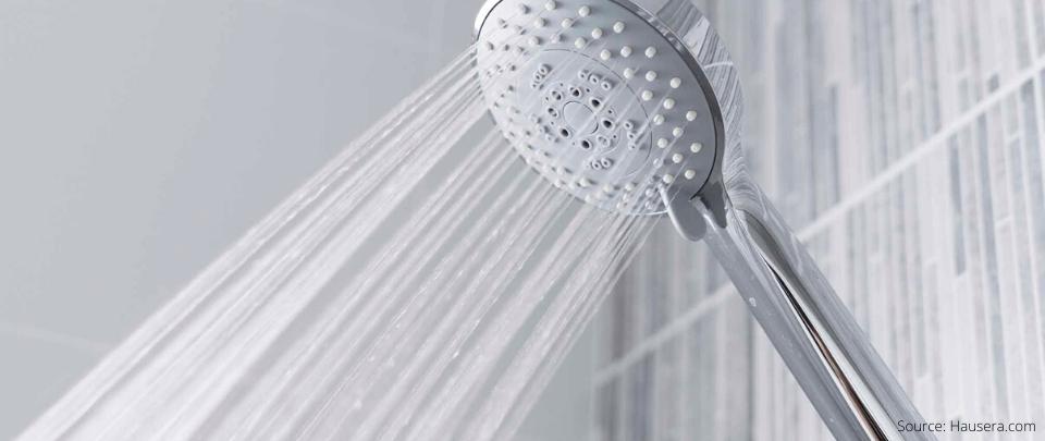Take Shorter Showers!