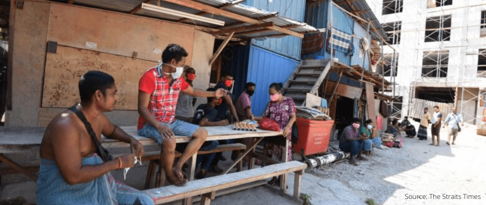 Better Housing Conditions For Foreign Workers