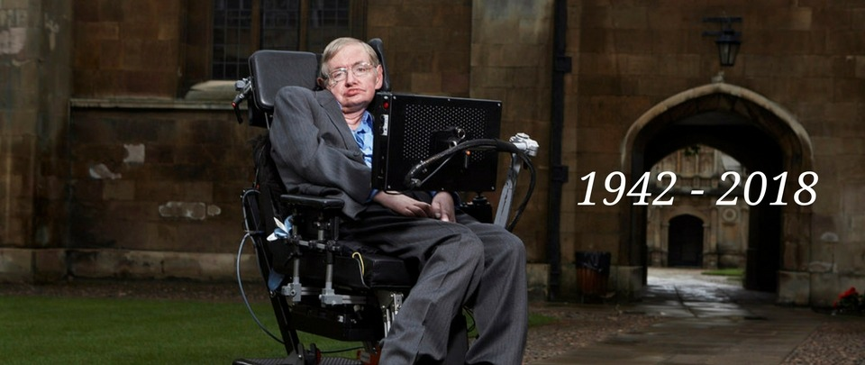 In Memory of Stephen Hawking