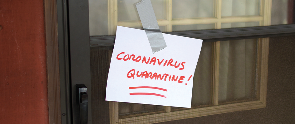 A Covid-19 Patient's Home Quarantine Experience