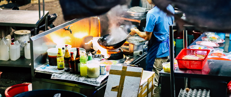 End of The Road For Street Food?