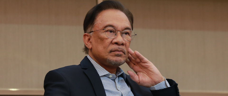 Anwar's Meeting With Agong - To Be Continued