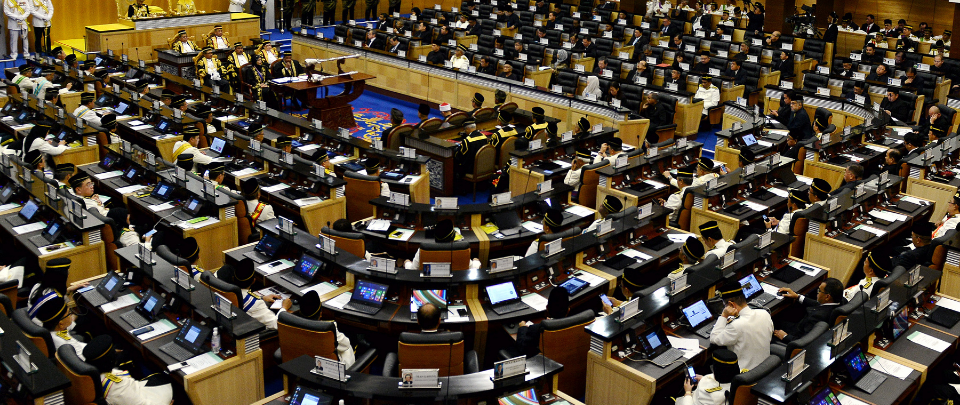 Popek Popek Parlimen: The Third Decisive Vote