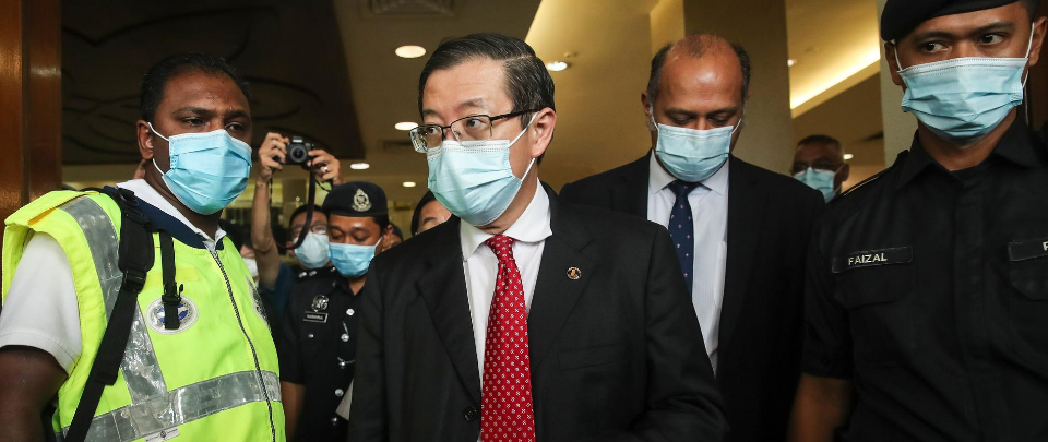 How Will Guan Eng's Graft Charge Affect DAP?