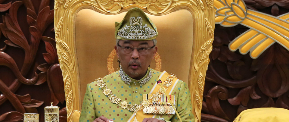 Popek Popek Parlimen: Agong Calls For Bipartisanship