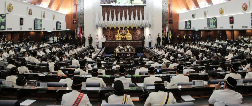 Popek Popek Parlimen: MA63 Report Won't Be Disclosed To Public