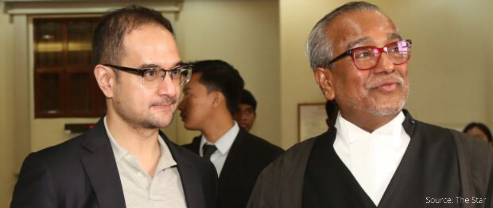 Riza Aziz's Case Discharged For Now