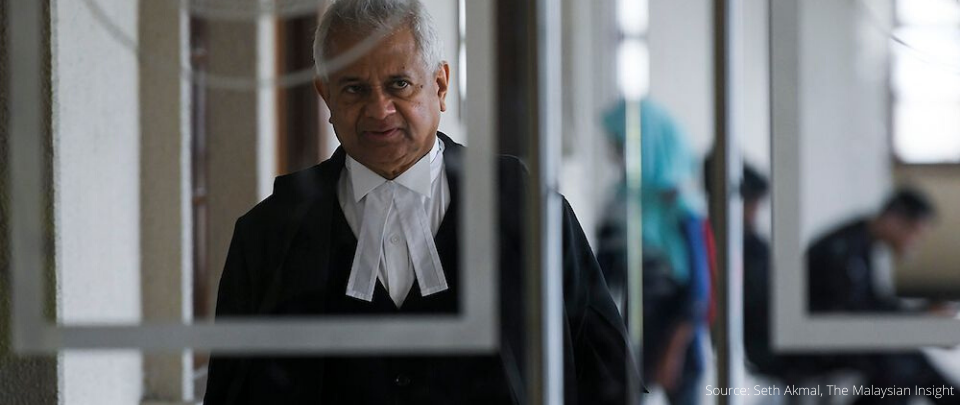 Tommy Thomas Disputes Claim Of Involvement In Riza Aziz Decision