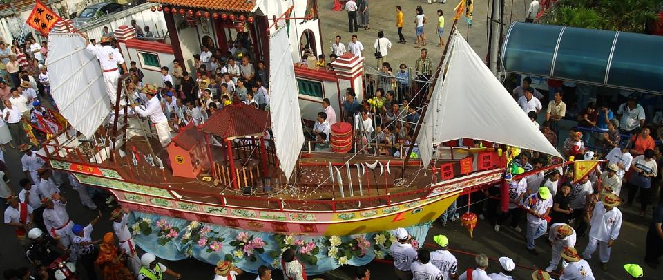 Pantun & Wangkang Ceremony Recognised By Unesco