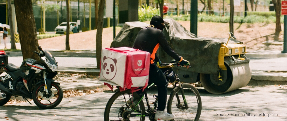Keeping Food Delivery Riders Employed Through Cooperatives