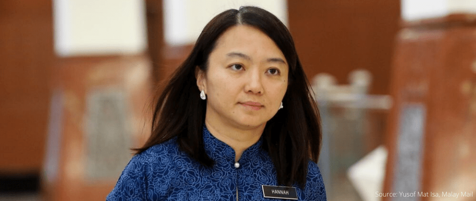 Hannah Yeoh Quizzed Over Child Marriage Tweet