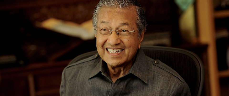 Tun M: Syed Saddiq's Youth Party Not Viable